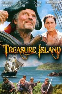 Treasure Island as Israel Hands