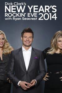 Dick Clark's New Year's Rockin' Eve With Ryan Seacrest 2014