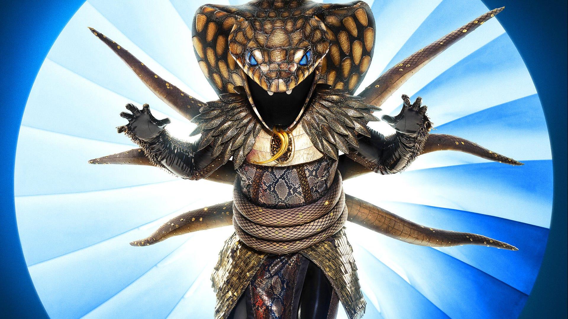 Cobra, Masked Singer