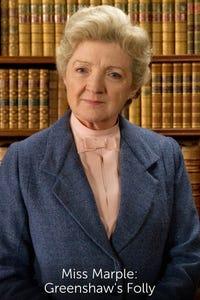 Miss Marple: Greenshaw's Folly as Louisa Oxley