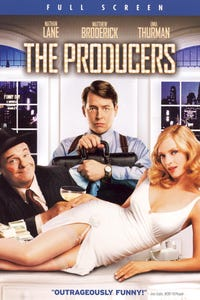 The Producers as Mr. Marks