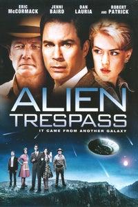 Alien Trespass as Vernon