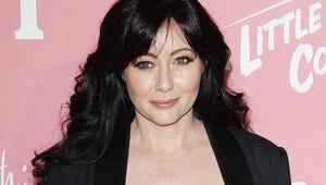 Shannen Doherty Responds to Jason Priestley's Memoir, Tori Spelling's Reality Show