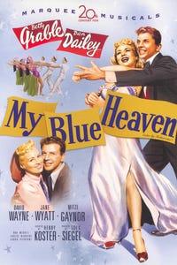 My Blue Heaven as Gloria Adams