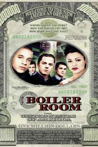 Boiler Room as Harry's Supervisor