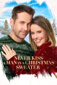 Never Kiss a Man in a Christmas Sweater as Maggie