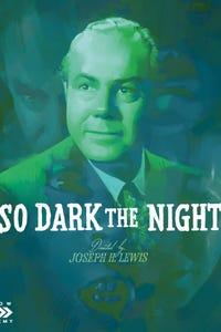 So Dark the Night as Dr. Manet