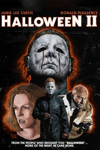 Halloween II as Gary's Mother