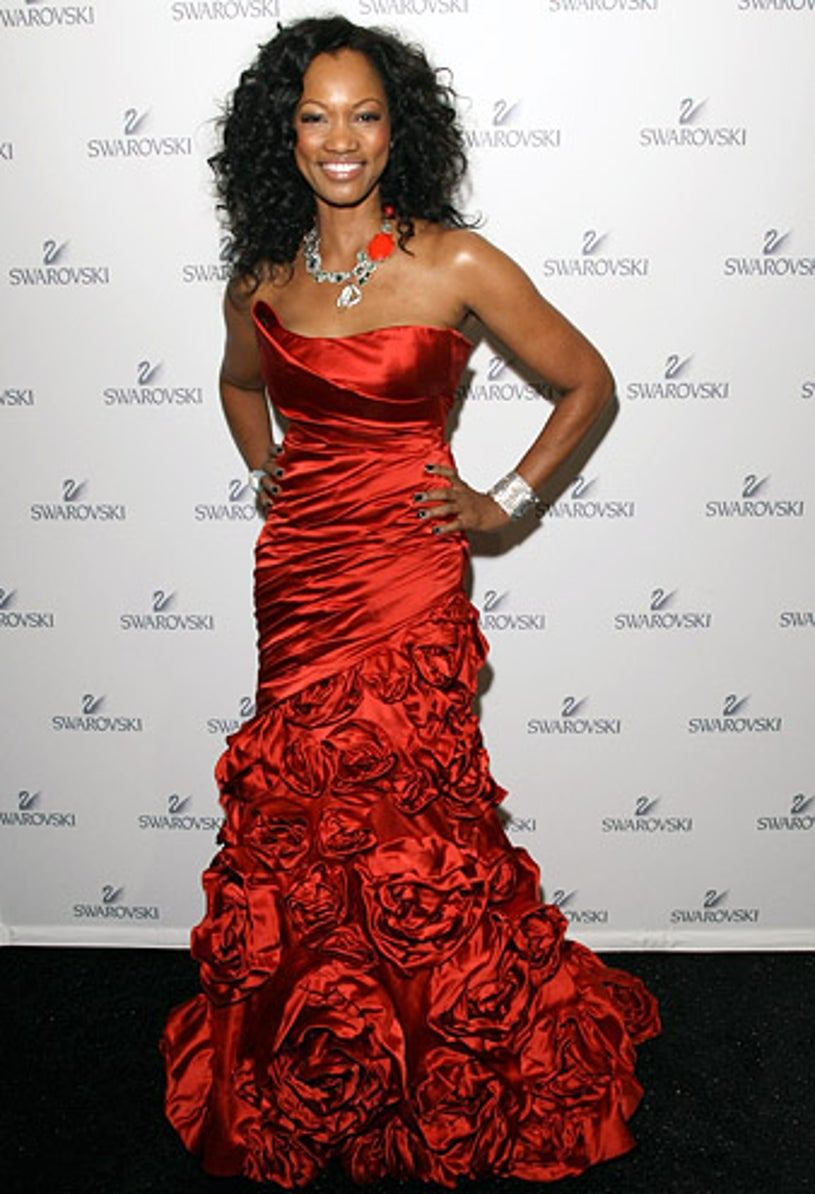Garcelle Beauvais - The 2011 Red Dress Collection Fashion Show in New York City, February 9, 2011