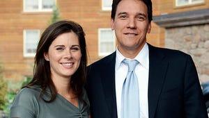 CNN's Erin Burnett Weds Longtime Boyfriend