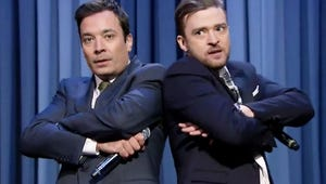"""VIDEO: Jimmy Fallon and Justin Timberlake Return with """"History of Rap Volume 5"""""""
