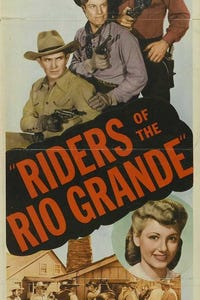 Riders of the Rio Grande as Berger