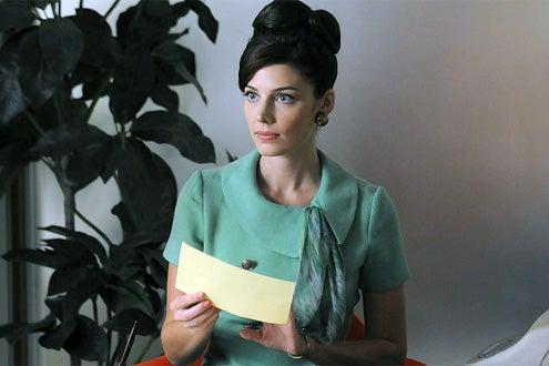 "Mad Men - Season 4 - ""The Beautiful Girls"" - Jessica Pare as Megan"