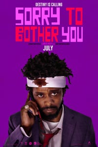 Sorry to Bother You as White Mr. Blank