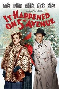 It Happened on Fifth Avenue as Hank