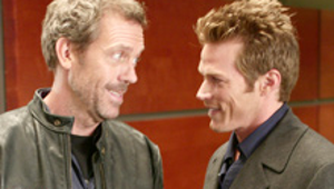 House Gets His Sex-iest Patient Ever!