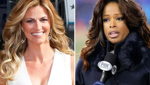 Erin Andrews Replacing Pam Oliver as Fox Sports' Top NFL Sideline Reporter