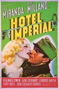 Hotel Imperial as Lieutenant Nemassy