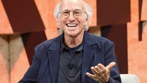 Larry David to Host Saturday Night Live Again
