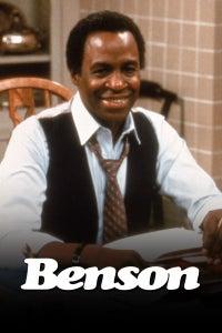 Benson as Pete Downey