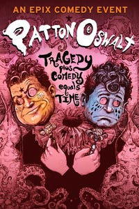 Patton Oswalt: Tragedy Plus Comedy Equals Time