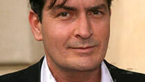 Charlie Sheen Scores Major Points with Cleveland Crowd