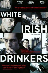 White Irish Drinkers as Patrick