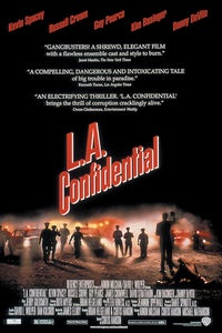 L.A. Confidential as Sid Hudgeons