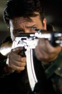 Jeff Speakman as Mansion Security Man