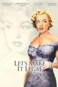 Let's Make It Legal as Barbara Denham