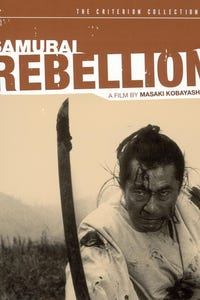 Samurai Rebellion as Hyoemon Shiomi