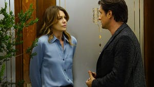 Grey's Anatomy Mega Buzz: Is There Still Hope for Meredith and Nathan?