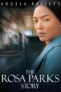 The Rosa Parks Story as Rosa Parks