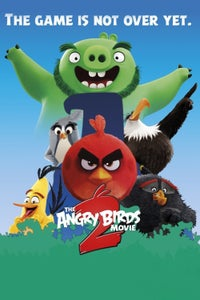 The Angry Birds Movie 2 as Bomb