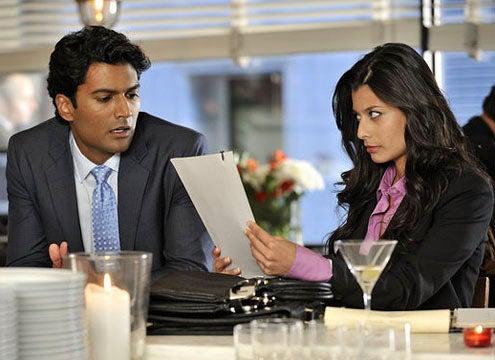 "Covert Affairs - Season 2 - ""Sad Professor"" - Sendhil Ramamurthy as Jai Wilcox"