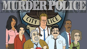 Fox Picks Up Animated Comedy Murder Police
