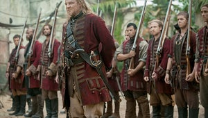 Black Sails Exclusive: Captain Berringer Prepares to Fight Dirty