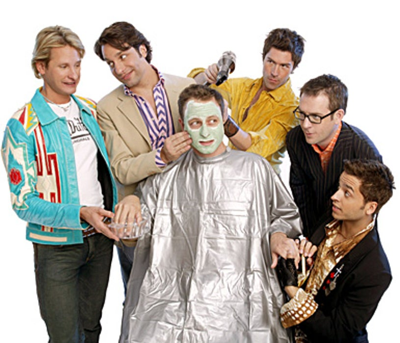 Queer Eye - Carson Kressley, Thom Filicia, Kyan Douglas and Ted Allen and Jai Rodriguez