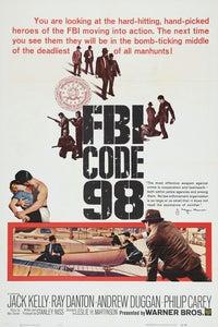 FBI Code 98 as Narrator