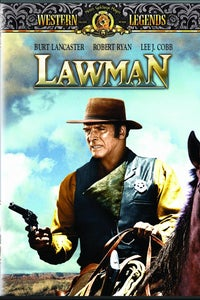 Lawman as Crowe Wheelwright