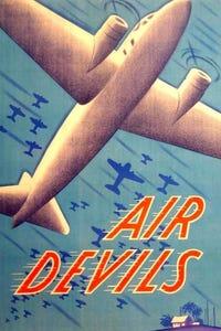 Air Devils as Percy 'Slats' Harrington
