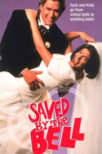 Saved by the Bell---Wedding in Las Vegas as Jesse