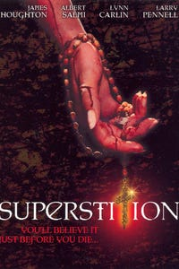 Superstition as Melinda Leahy