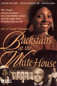 Backstairs at the White House as Mrs. Harding