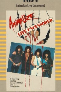 KISS: Animalized Live Uncensored as Bass