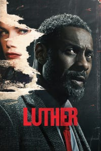 Luther as John Luther