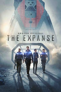 The Expanse as Shed Garvey