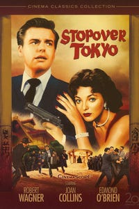 Stopover Tokyo as Tina Llewellyn