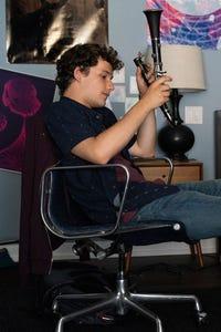 Eli Brown as Dylan