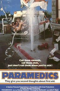 Paramedics as Heart Attack Victim